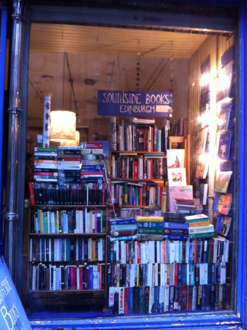 Southside Books. Nicolson Street, Edinburgh