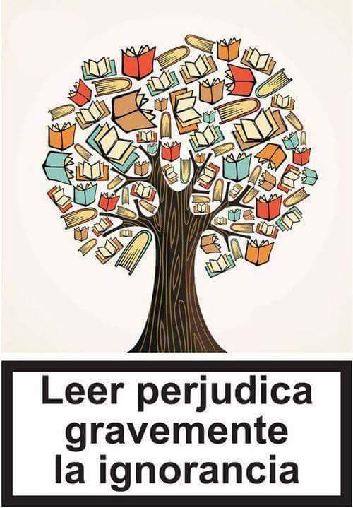 llegir perjudica ignorancia